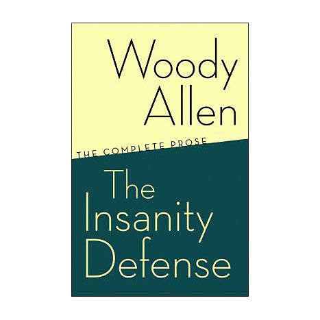 ISBN: 9780812978117, Title: INSANITY DEFENSE