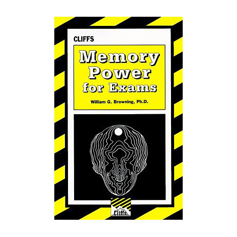 ISBN: 9780822020592, Title: MEMORY POWER FOR EXAMS