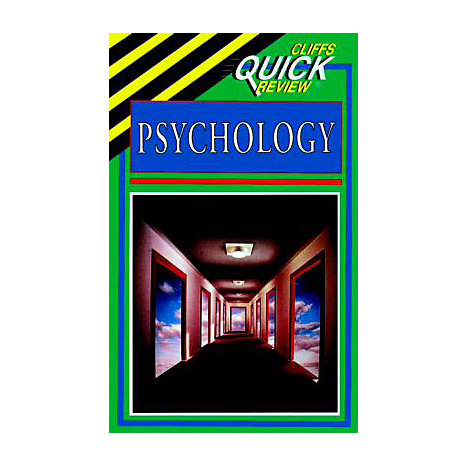 ISBN: 9780822053279, Title: PSYCHOLOGY QUICK REVIEW