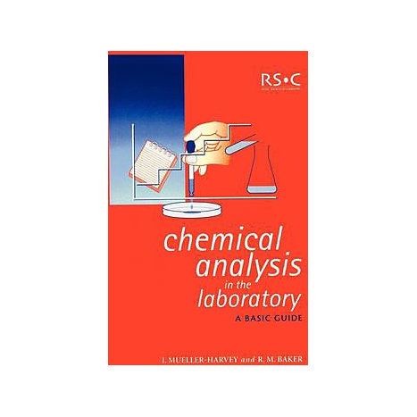 ISBN: 9780854046461, Title: Chemical Analysis in the Laboratory: A Basic Guide