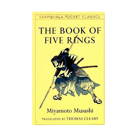 ISBN: 9780877739982, Title: BOOK OF FIVE RINGS