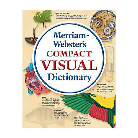 ISBN: 9780877792901, Title: MW VISUAL DICTIONARY