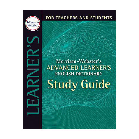 ISBN: 9780877795520, Title: MW ADV LEARNERS ENG DICT STUDY