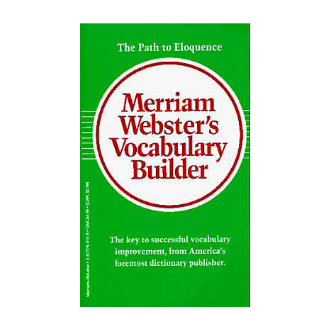 ISBN: 9780877799108, Title: MW VOCABULARY BUILDER