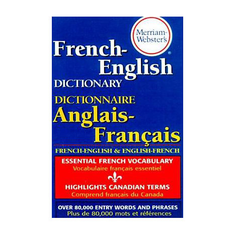 ISBN: 9780877799177, Title: FRENCH/ENGLISH DICTIONARY