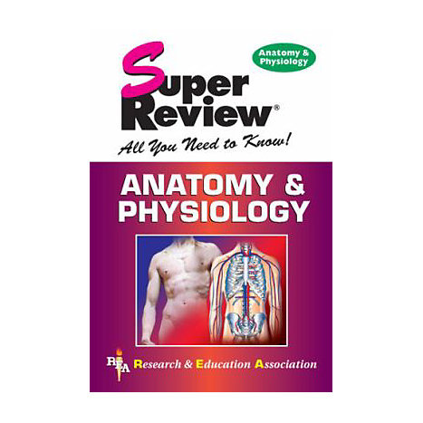 ISBN: 9780878911790, Title: ANATOMY & PHYSIOLOGY SUPER REV