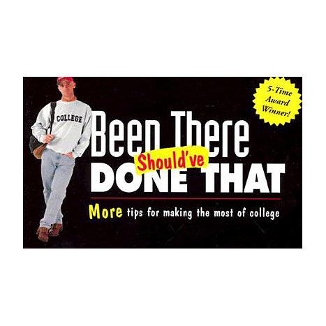 ISBN: 9780965608619, Title: BEEN THERE, SHOULD HAVE DONE T