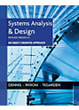 Systems Analysis & Design: Obj-Or Appr w/UML Ver 2.0