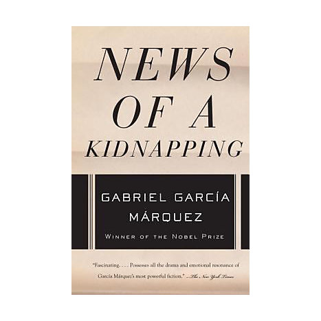 ISBN: 9781400034932, Title: NEWS OF A KIDNAPPING