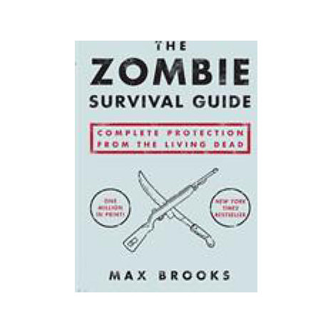 ISBN: 9781400049622, Title: ZOMBIE SURVIVAL GUIDE: COMPLET