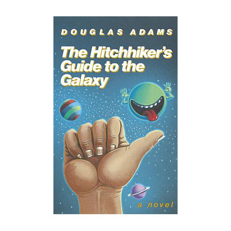 ISBN: 9781400052929, Title: HITCHHIKERS GUIDE TO THE GALA