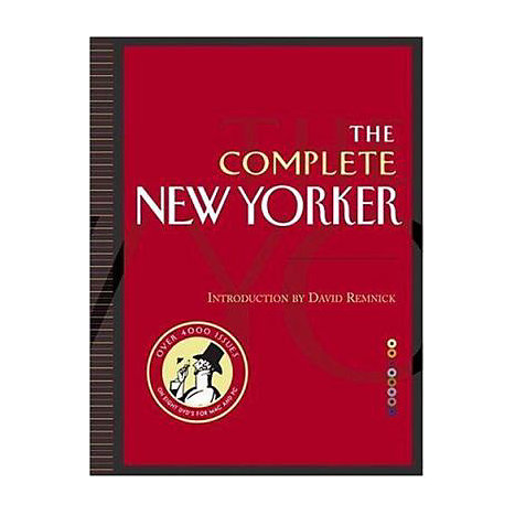 ISBN: 9781400064748, Title: The Complete New Yorker with DVD
