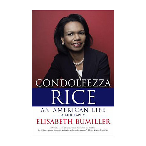 ISBN: 9781400065905, Title: CONDOLEEZZA RICE AN AMER LIFE