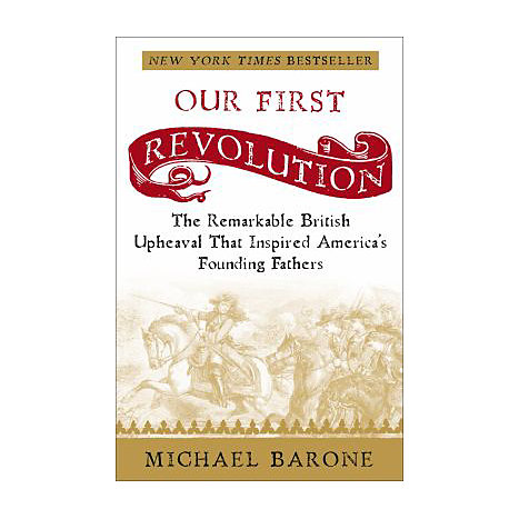 ISBN: 9781400097937, Title: OUR FIRST REVOLUTION
