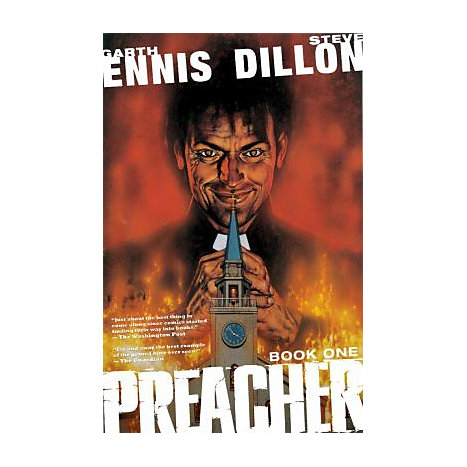 ISBN: 9781401222796, Title: Preacher, Book One