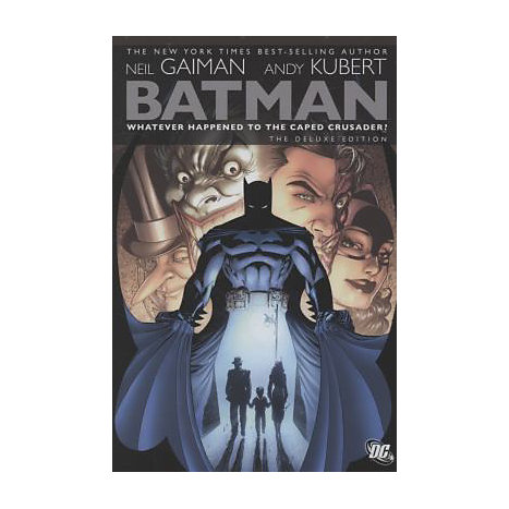ISBN: 9781401223038, Title: WHATEVER HAPPENED TO THE CAPED