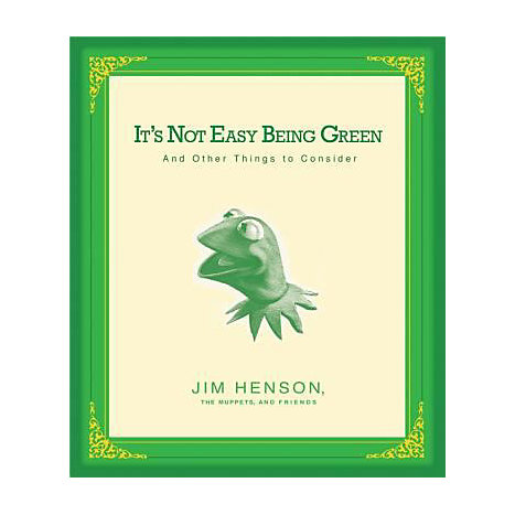 ISBN: 9781401302429, Title: IT'S NOT EASY BEING GREEN