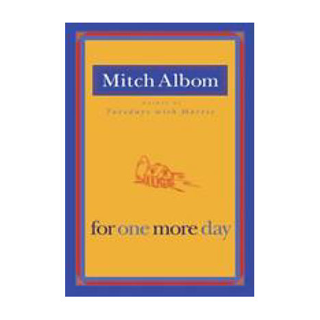 ISBN: 9781401309572, Title: FOR ONE MORE DAY