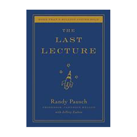 ISBN: 9781401323257, Title: LAST LECTURE, THE