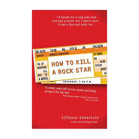 ISBN: 9781402205217, Title: HOW TO KILL A ROCK STAR