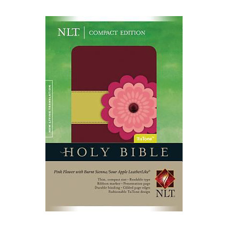 ISBN: 9781414313993, Title: Compact Bible-NLT