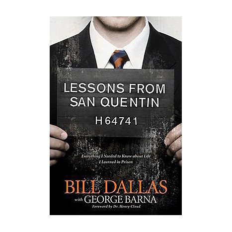 ISBN: 9781414326566, Title: LESSONS FROM SAN QUENTIN