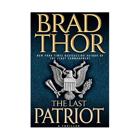 ISBN: 9781416543831, Title: The Last Patriot