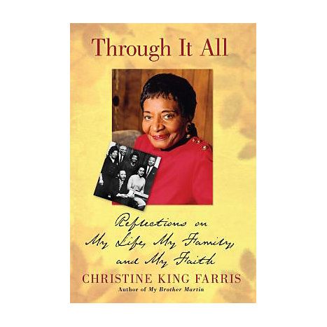 ISBN: 9781416548812, Title: THROUGH IT ALL