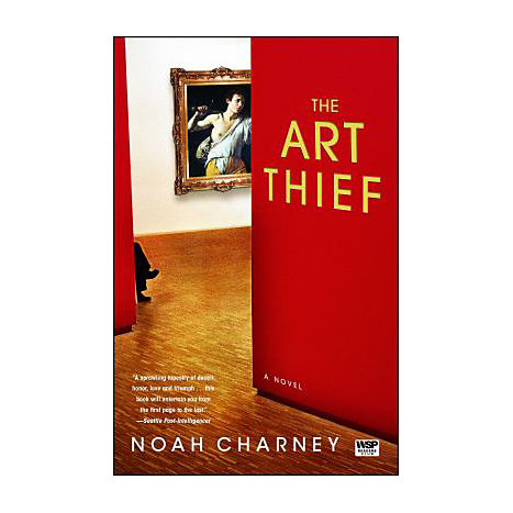 ISBN: 9781416550310, Title: ART THIEF