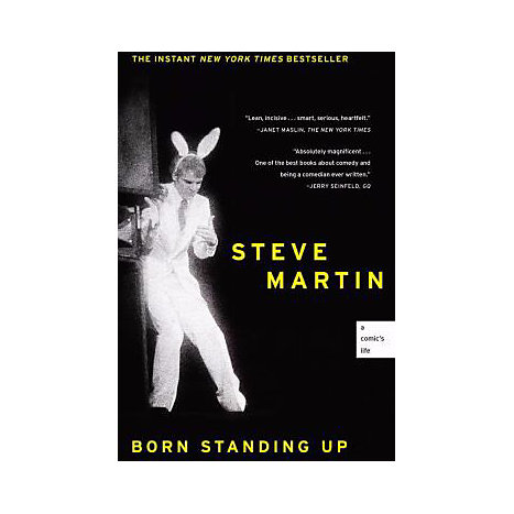 ISBN: 9781416553656, Title: BORN STANDING UP