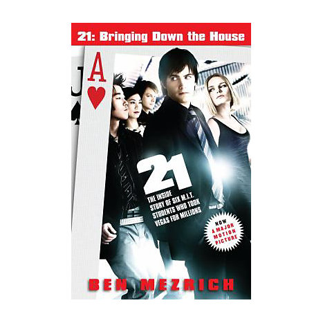 ISBN: 9781416564195, Title: 21: BRINGING DOWN THE HOUSE -