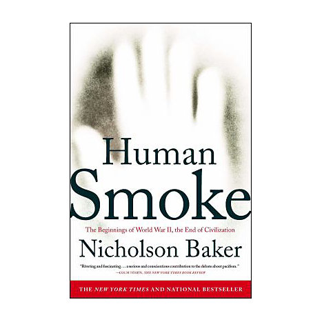 ISBN: 9781416572466, Title: Human Smoke: The Beginnings of World War II, the End of Civilization