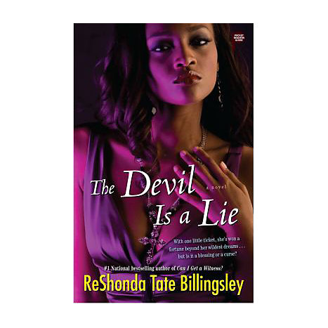 ISBN: 9781416578048, Title: DEVIL IS A LIE