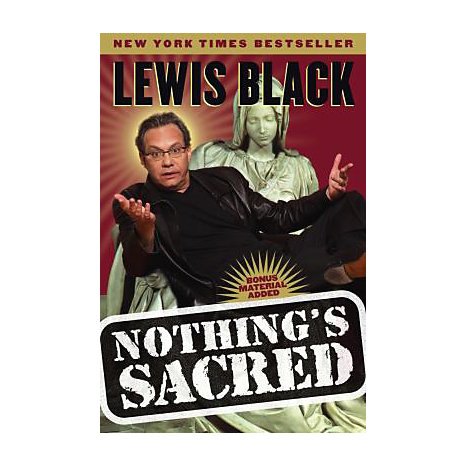 ISBN: 9781416914815, Title: Nothing's Sacred