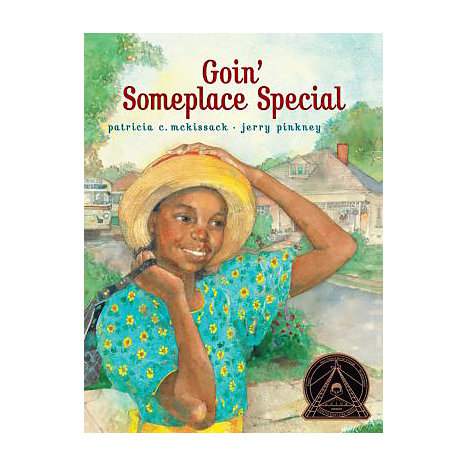 ISBN: 9781416927358, Title: Goin' Someplace Special