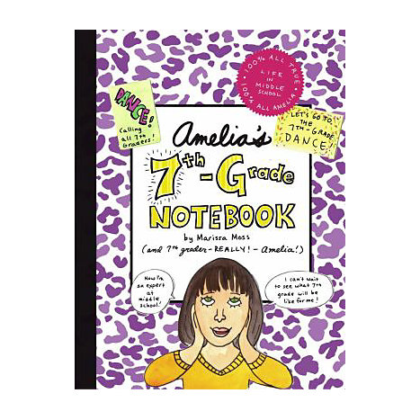 ISBN: 9781416936619, Title: AMELIA'S 7TH-GRADE NOTEBOOK
