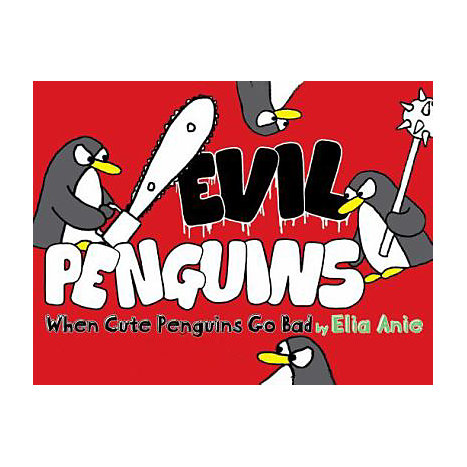 ISBN: 9781416961154, Title: EVIL PENGUINS