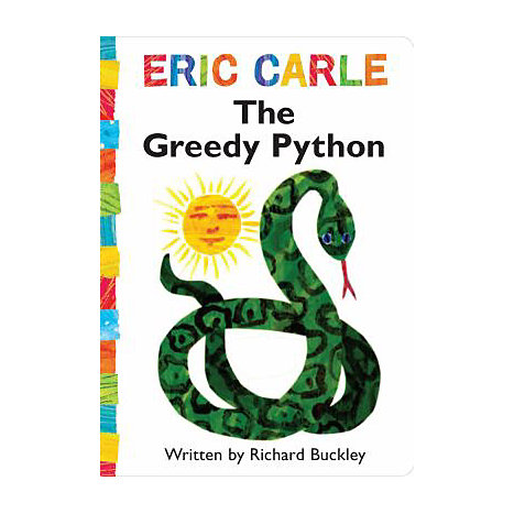 ISBN: 9781416982906, Title: The Greedy Python