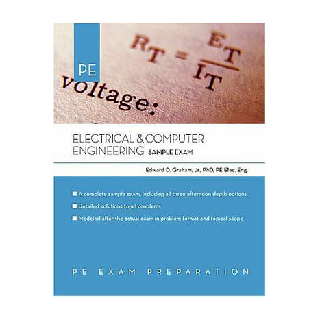 ISBN: 9781419505348, Title: Electrical and Computer Engineering: Sample Exam