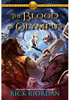 HEROES OF OLYMPUS BOOK FIVE B