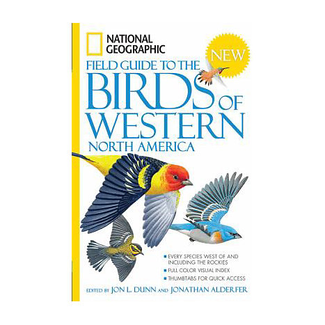 ISBN: 9781426203312, Title: NG FGT BIRDS WESTERN N.AMERICA