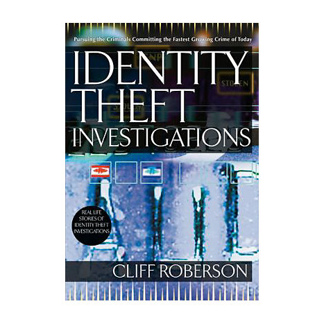 ISBN: 9781427797438, Title: Identity Theft Investigations