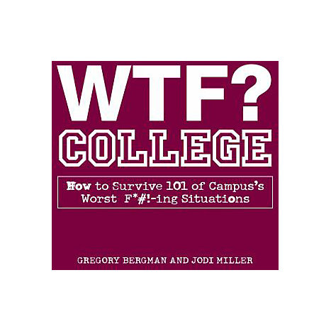 ISBN: 9781440500350, Title: WTF  COLLEGE