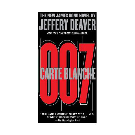 ISBN: 9781451629354, Title: CARTE BLANCHE