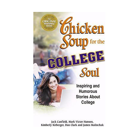 ISBN: 9781558747029, Title: CHICKEN SOUP FOR THE COLLEGE