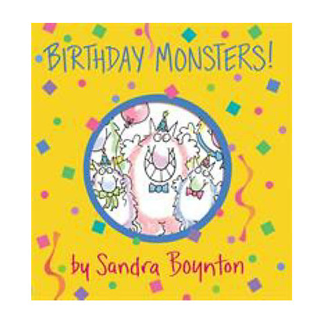 ISBN: 9781563054433, Title: BIRTHDAY MONSTERS!