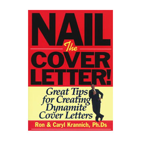 ISBN: 9781570232343, Title: NAIL THE COVER LETTER  GREAT T