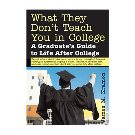 ISBN: 9781572485549, Title: WHAT THEY DONT TEACH YOU IN CO