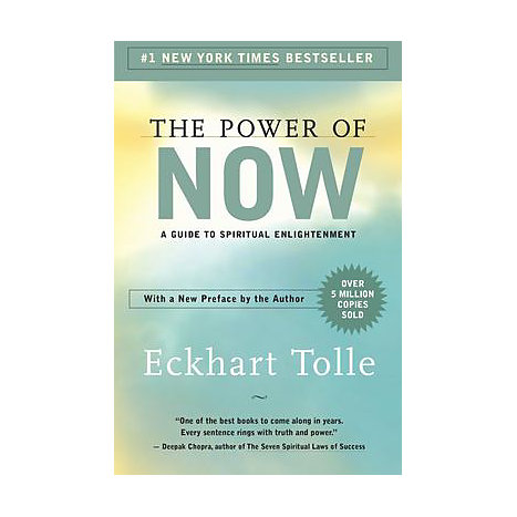 ISBN: 9781577314806, Title: POWER OF NOW: A GUIDE TO SPIRI