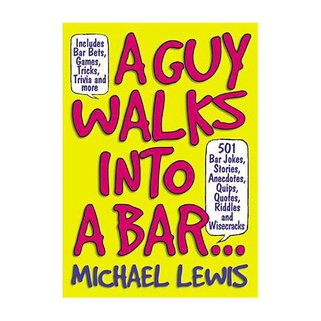 ISBN: 9781579124526, Title: GUY WALKS INTO A BAR  501 BAR